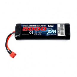Accu Batterie T2M 7.2v Nimh...