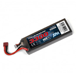 Batterie Accu LiPo T2M 3S...