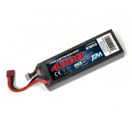 Accu Batterie Lipo T2M 7.4V...